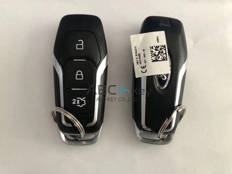 Original new Ford Mondeo 3 button smart key  433mhz