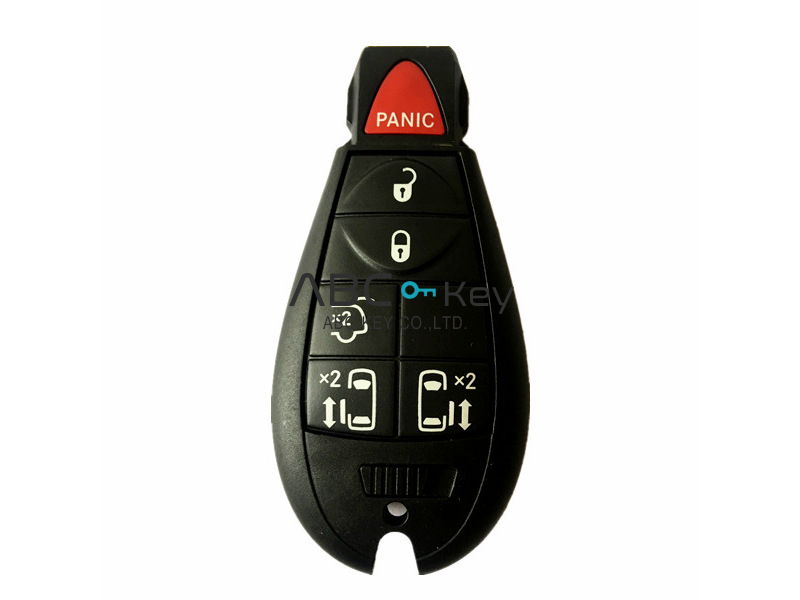OEM 5 + 1B without key go Chrysler Dodge Jeep Fobik remote keys