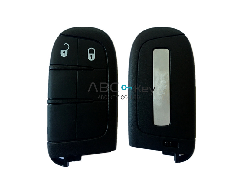 OEM key 2 smart keys for Jeep Liberty