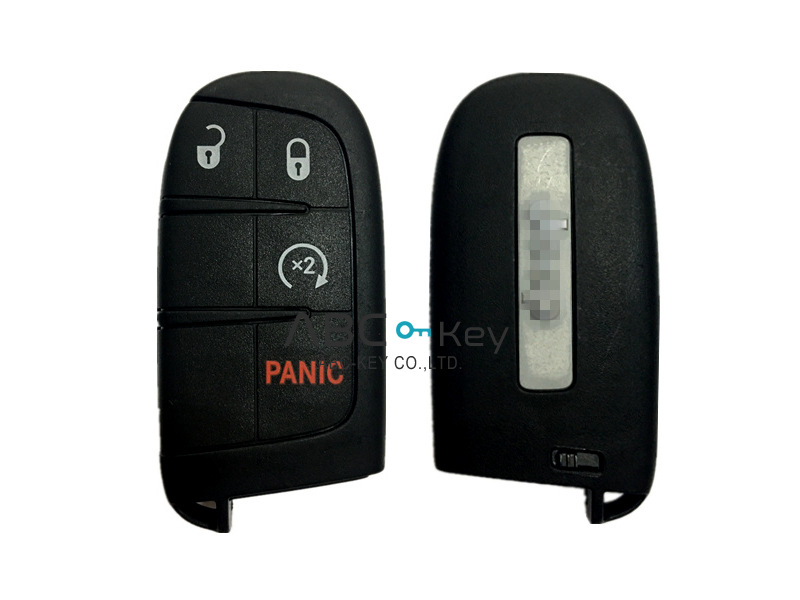 OEM JEEP GRAND CHEROKEE 3 + 1 button 433MHZ Smart Remote Key