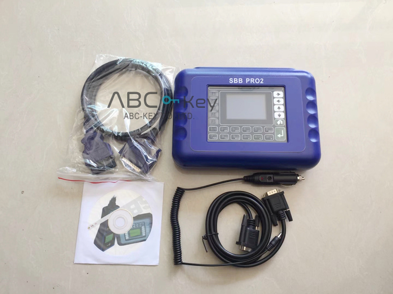 V48.88 SBB Pro2 Key Programmer Support Cars to 2019.1 Replace SBB 46.02