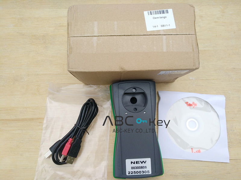 OEM V1.111.3 Tango Key Programmer with All Software