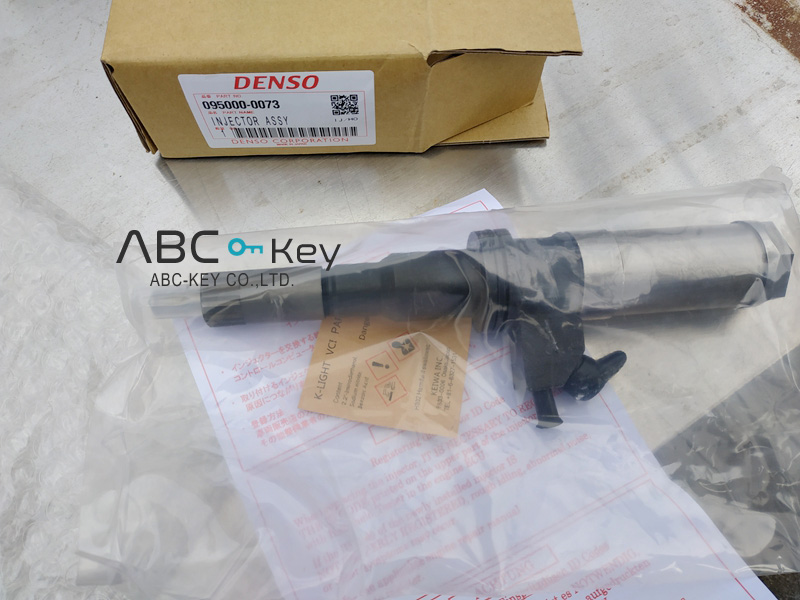 DENSO 095000-0073 INJECTOR